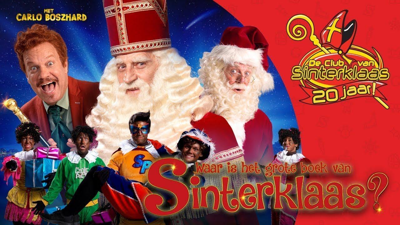 Sinterklaas Films Series En Programma S Voor Peuters En Kleuters Op Netflix Youtube Of Tv Dvd Mamaliefde Nl
