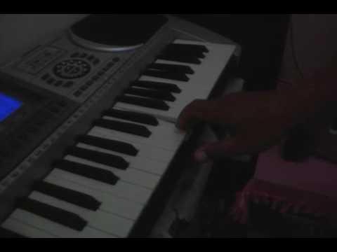 Tips Melatih Tangan Menekan Tuts Keyboard Murah Techno 9800i Dengan Instrumen Melayu