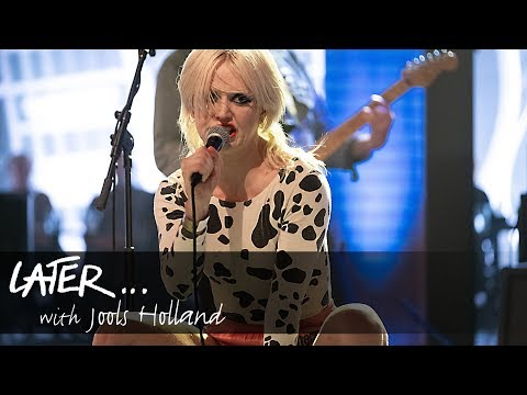 Amyl And The Sniffers - Monsoon Rock (Later... With Jools Holland)