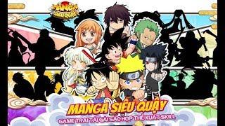 Manga Siêu Quậy  - Game Manga Quẩy Hẹn Hò Kết Đôi Vui Nhất
