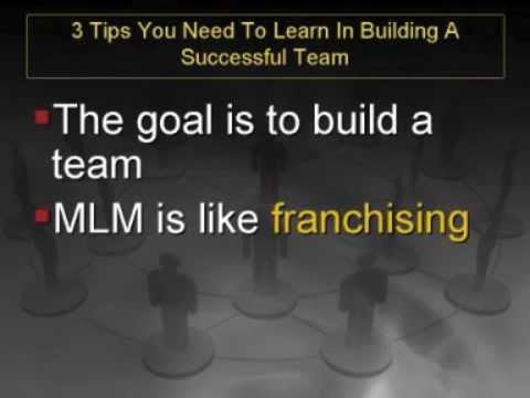 3 Tips You Will Need To Learn In Building A Successful Team