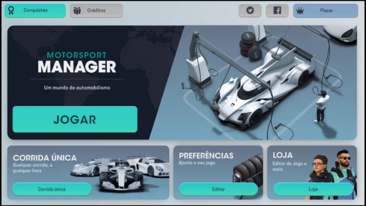 Download Motorsport Manager 3 Free Apk