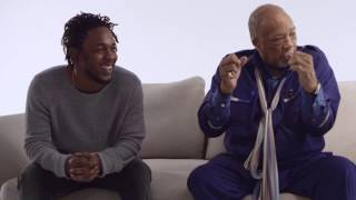 HYPETRAK Magazine Volume 2: Kendrick Lamar Meets Quincy Jones