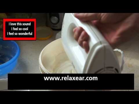 nr 1 on youtube - Indescribable Mixer sound better than Vacuum cleaner sound - baby sleep nr 7