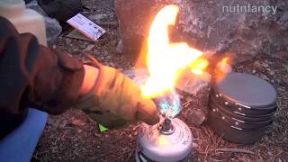 Is This Gonna Blow Up:  Survival Kits Stoves