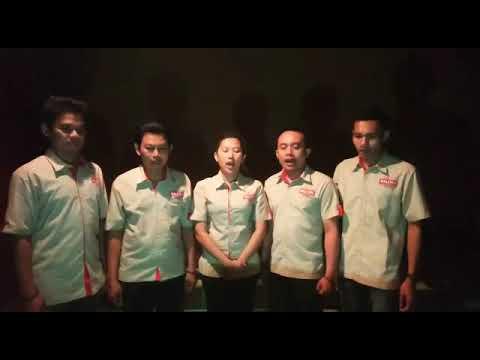 Deklarasi anti hoax Karyawan Royal Family Karaoke Kota mojokerto