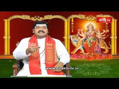Durga Devi Upasana Mantras and Pooja Vidanam - Jaya Jaya Jagajanani Episode 1_Part 2