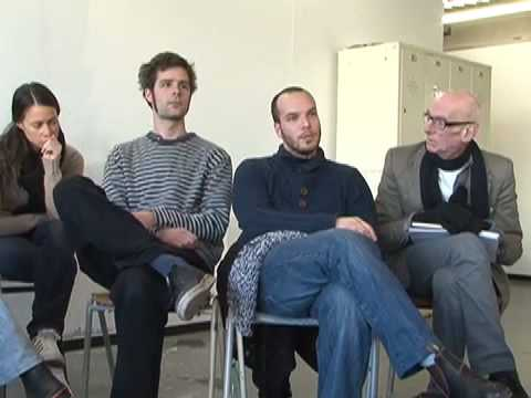 Gerrit Rietveld students meet Couscous Global