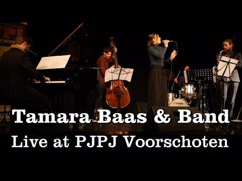 Tamara Baas & Band  At PJPJ Voorschoten