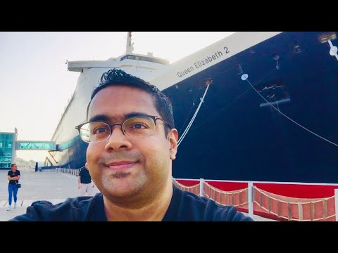 Queen Elizabeth 2 Ship - Dubai-UAE
