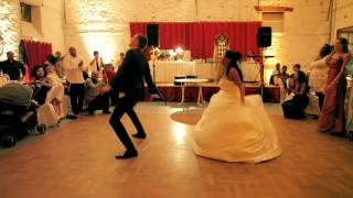 Repeat youtube video Ouverture de bal mariage ! Amazing & wicked wedding first dance ! Stéphanie & Julien