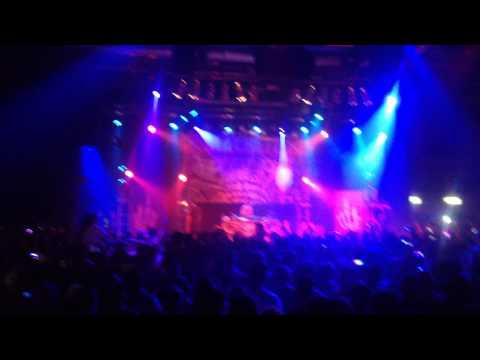 Salmo - Falsità & Cortesia (live MacheteFest 02/12/2014) @Alcatraz, Milano