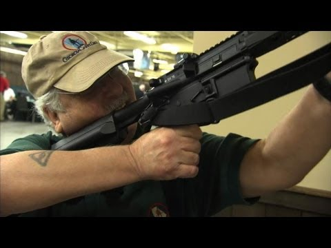 Georgia's 'Guns Everywhere' Law Allows Firearms In Church