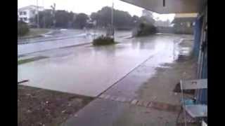 Viral Video UK: Amazing Gaint Hail Storm Sunshine Coast 2013
