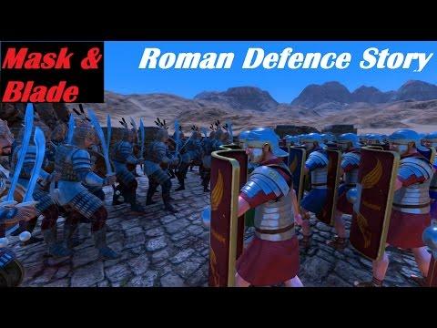 Ultimate Epic Battle Simulator Gameplay Roman Defence Story