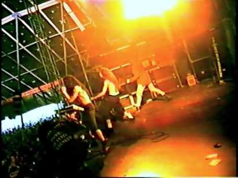 OverDose Live at Dynamo Open Air 1995 - Netherlands (FULL ORIGINAL) Invasion of Decadence Tour