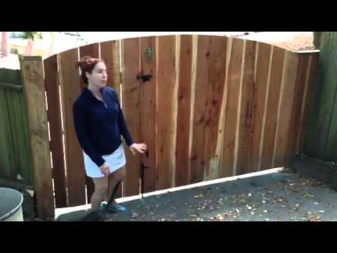 Woodfenceexpert Diy Phone Consultation Testimonial Wood Driveway Gate You