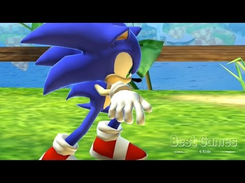 Sonic Dash | Unleash Sonic's incredible dash - Best Game 4 Kids By SEGA
