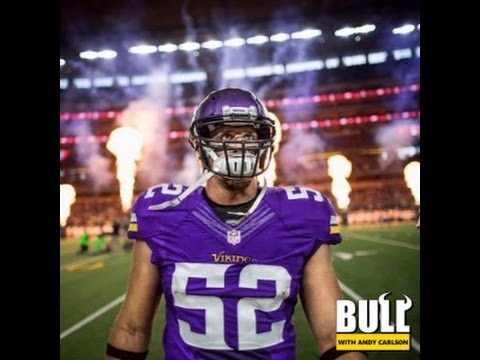 Goodbye, Chad Greenway | BULL with Andy Carlson