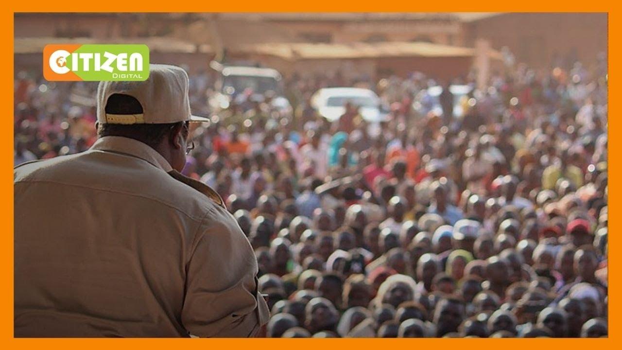 Download Tanzania's presidential candidate Tundu Lissu accuses government of repression