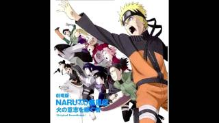 Naruto Shippuden The Movie 3: OST 30. Sacred Fire
