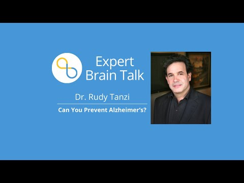 Can You Really Prevent Alzheimer's? Brain Expert and Neuroscientist Rudy Tanzi Weighs In