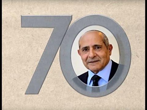 יומולדת 70 לסבא יפת