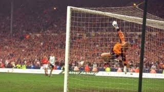 Kahn gegen England | WM Quali 2000