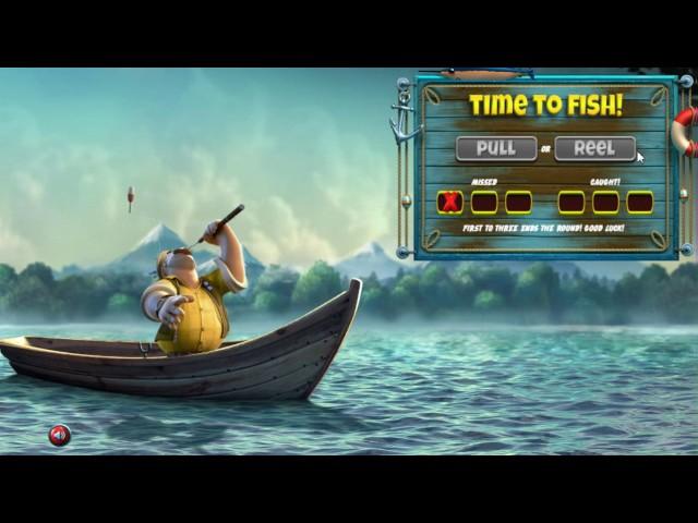 Обзор игрового автомата The Angler