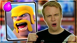 Clash Royale - THE MOST UNDERRATED CARD! Ladder Deck