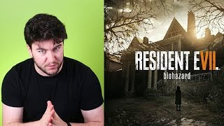 Let's Talk About Resident Evil 7
