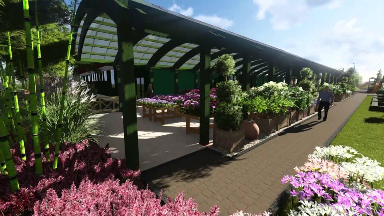 La maison des jardins events youtube for Maison de jardin