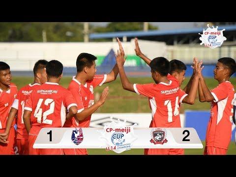 ไฮไลท์ (CP-meiji Cup 2018) FAGIANO OKAYAMA 1-2 SUPHANBURI FC