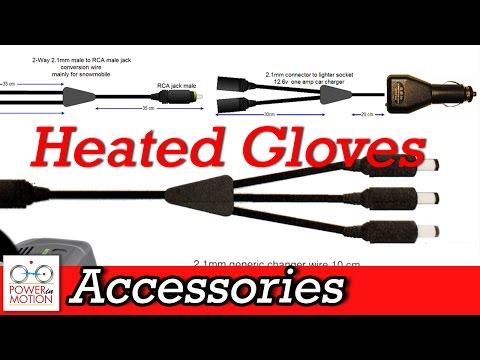 Accessories for MotionHeat Heated Gloves - Calgary | Edmonton | Vancouver | Winnipeg | Canada
