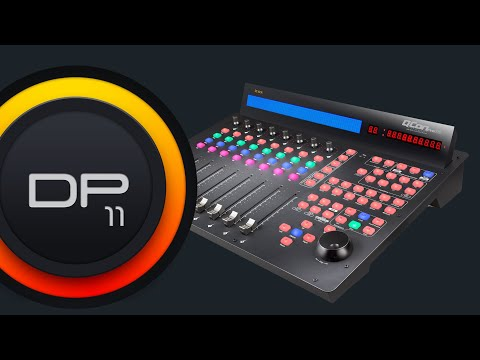 Setting up iCON™ Control Surfaces in Digital Performer 11
