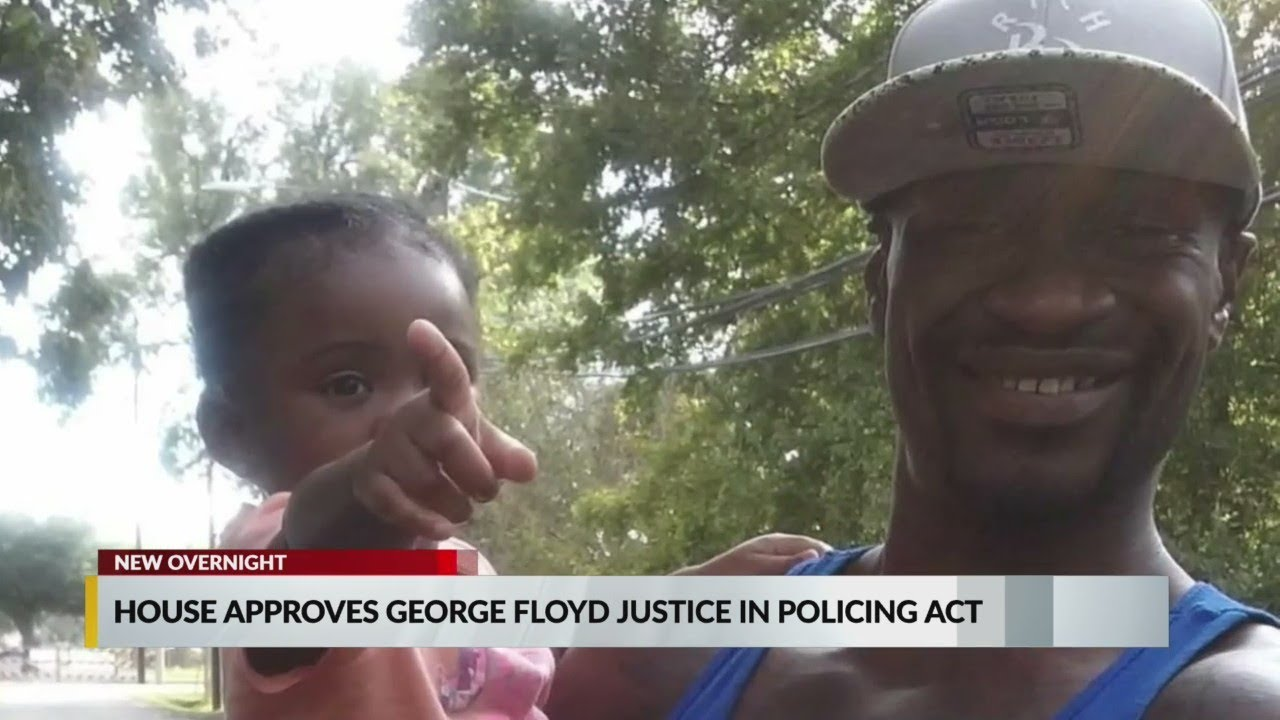 House Passes Police Reform Act Named For George Floyd [VIDEO]