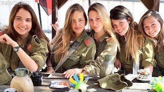 Israil ordusu kadın askerleri