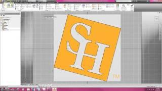 How to draw the SHSU Logo