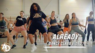 Beyoncé, Shatta Wale, Major Lazer - ALREADY (Dance Class Video) | Mwendee Choreography