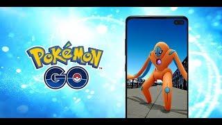 Noticias de Pokémon Go - Deoxys Forma Defensa en Incursiones EX