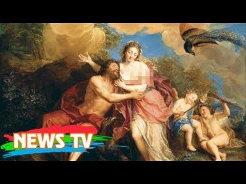 Tình yêu của các vị thần trong thần thoại Hy Lạp