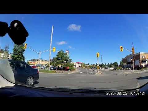 G2  (G1 exit) road test Ontario, Ottawa Walkley