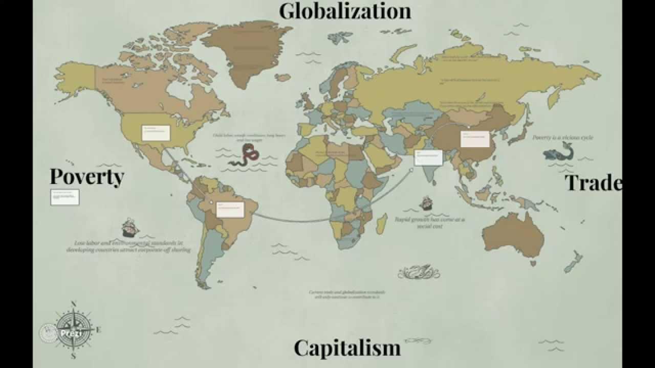 Globalisation, inequality and poverty?
