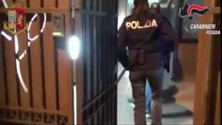"""Foggia: operazione """"Decima azione"""""""