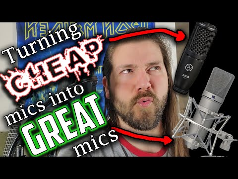Make Your $130 Mic Sound Like a $2000 Mic Affordably | Mike The Music Snob