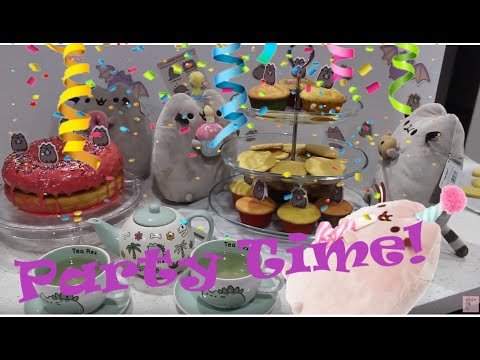 🎂 How To Make Pusheen Donut Cupcake And Cookies! Party Ideas And Recipe!