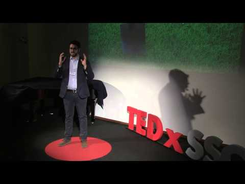 Studiare non basta | Tiziano Tassi | TEDxSSC