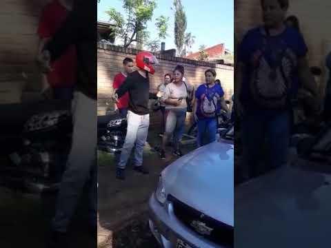 OBERA Pelea De Mujeres