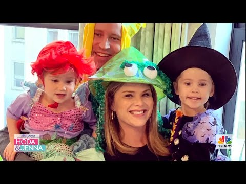 Jenna Bush Hager's Journey From The White House To TODAY Show Host | TODAY