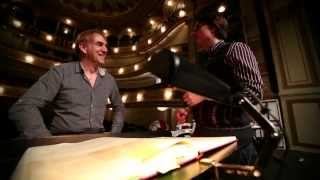 Opéra de Dijon - le Ring, Wagner // 2013 - #1:Le projet